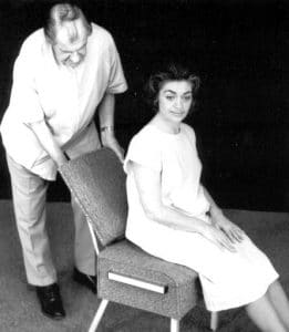 Dr. Gonstead Cervical Chair