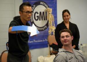 gonstead cervical chair seminar